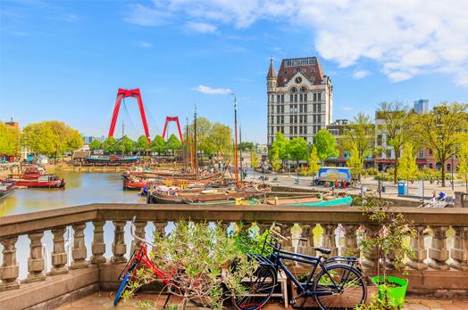 Tiny house kopen Rotterdam