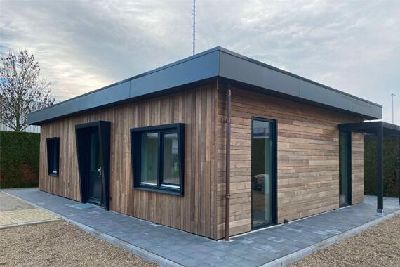 Tiny house Boekhome villa