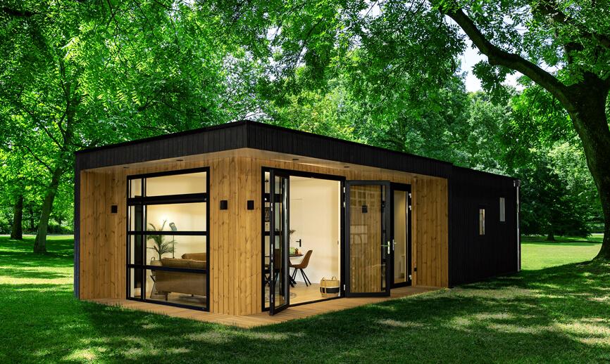 Tiny house Rotterdam kopen